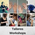 TALLERES Y WORKSHOPS SOBRE RECICLADO CREATIVO