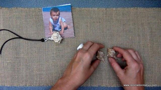 el collar más bonito del mundo, de un hijo a su madre. Reciclado Creativo, Rosa Montesa  el collar más bonito del mundo - Rosa Montesa - Reciclado Creativo