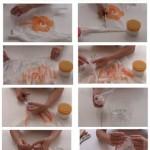 Como hacer un contenedor decorativo reciclando plástico - How to make a decorative bowl