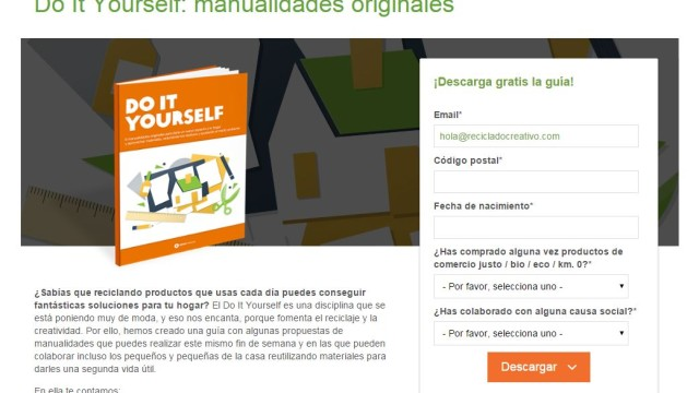 Ebook Do it Yourself de Intermon Oxfam