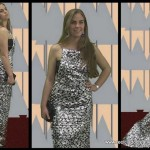 Red Carpet Dress- Oscar - Reciclado Creativo Vestido de alfombra roja