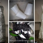 Exposición de vestidos de Reciclado Creativo del 15 al 19 de marzo de 2016