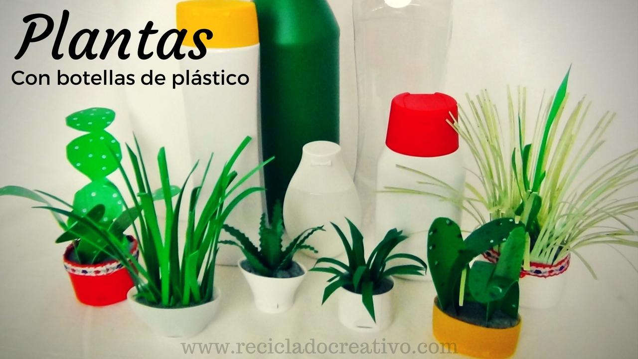 Recopilaci n de plantas en miniatura realizadas con for Plantas de plastico para decoracion