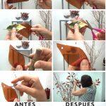 Paso a paso cómo hacer un árbol con botellas de plástico