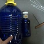 Top 10 reciclado de botellas de plástico de color azul - Top 10 blue recycled plastic bottles. Reciclado Creative