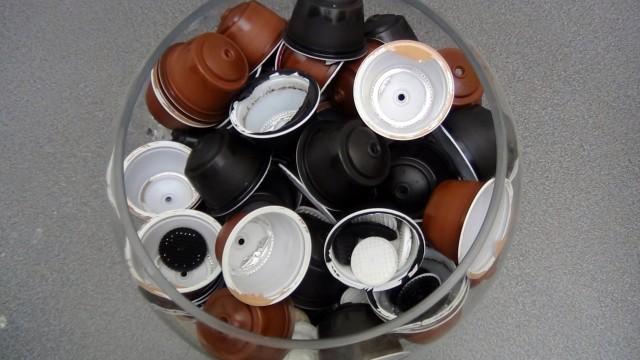 RecicladoCreativo.com - Cápsulas de cafe Dolce Gusto Capsules, Dolce Gusto coffee