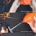 De simple copa de cristal a decorativo portavelas