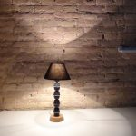 Lamp made with recycled Dolce Gusto Coffee Capsules - Lápara realizada con capsulas de cafe Dolce Gusto Recicladas