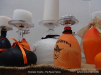 copas para Halloween