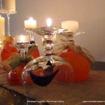 Halloween Inspiration and Ideas ¿Copas de vino, portavelas o candelabros? - Wine Glasses or Candleholders? We love to reuse objects. #Halloween, #reutilización, #decoración, #ninyos, #manualidades, #reciclado, #creativo, #recicladocreativo, #TheReuseFactory, #The Reuse Factory, #Reciclado Creativo, #recycling, #upcycling, #reuse, #reusing, #reciclaje, #reutilizar, #creative, #handcrafts, #handmade, #diy, #howto, #riciclo, #craft, #crafts, #tutorial, #pumpkins, #globos, #balloons, #caramelos, #chuches, #divertido, #gratis, #Do it Yourself, #smashing pumpkins, #free, #making