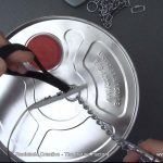 Recycled Tin Can Lamp - Lámpara con bote de metal reciclado - Reciclado Creativo - The Reuse Factory (13)