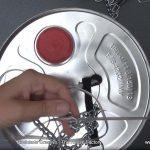 Recycled Tin Can Lamp - Lámpara con bote de metal reciclado - Reciclado Creativo - The Reuse Factory (14)