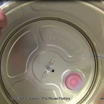 Recycled Tin Can Lamp - Lámpara con bote de metal reciclado - Reciclado Creativo - The Reuse Factory (7)