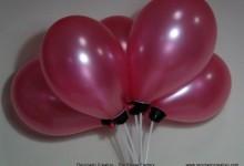 RecicladoCreativo. Recycling with water bottles and balloons. Reciclando con globos y garrafas de agua