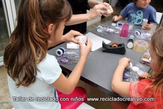 Cómo hacer un caleidoscopio con rollos de carton de papel higienico. Reciclado Creativo by Rosa Montesa