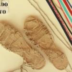 DIY una suela de alpargata y más de 20 combinaciones de sandalias