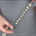 How to make Montesa's Pearls - Cómo hacer Perlas Montesas