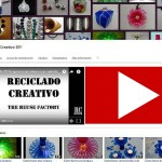 Canal de YouTube de Reciclado Creativo DIY
