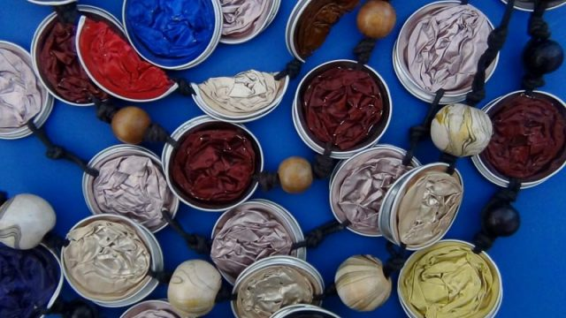 Recycled coffee capsules Nespresso.. Cápsulas de cafe Nespresso recicladas