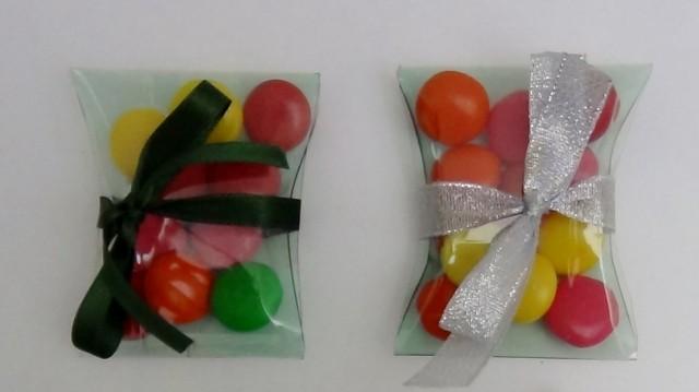 cajas de regalo dulceros y bomboneras con botellas de plstico recicladas