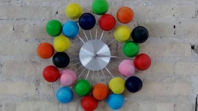 Reciclado Creativo - The Creative Reuse Factory - Nespresso Capsules upcycled