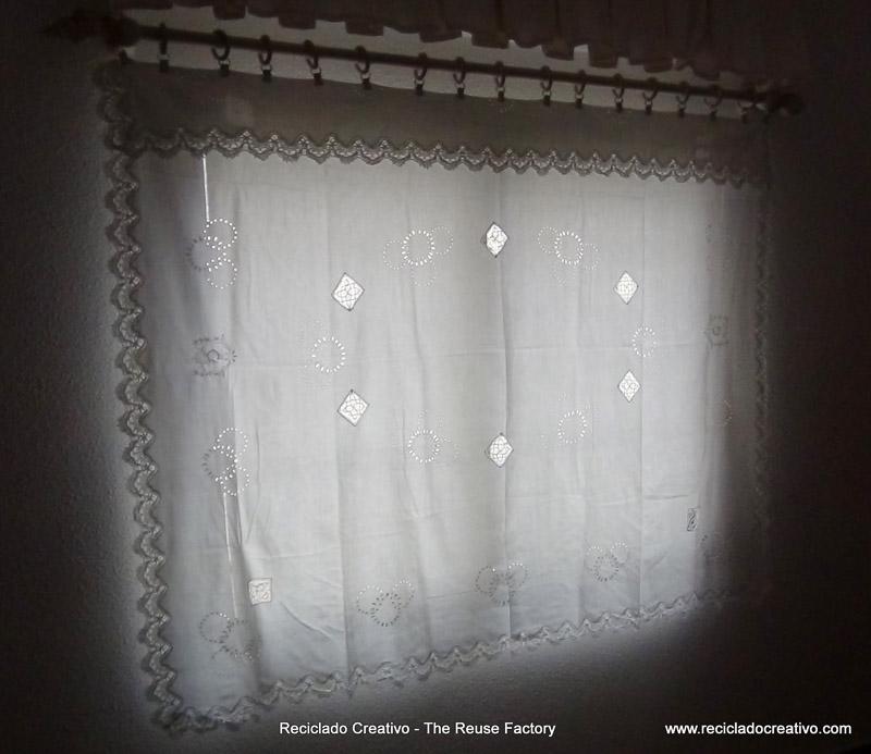 El legado de mi abuela, de manteles a cortinas