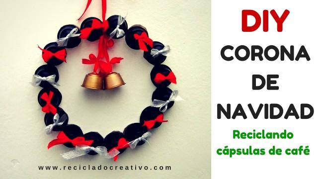 Decoraciones de navidad con cápsulas de café (56)