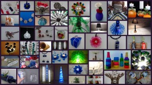 Más de 100 ideas de Reciclado Creativo - More than 100 ideas about Creative recycling
