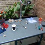 el collar más bonito del mundo - Rosa Montesa - Reciclado Creativo