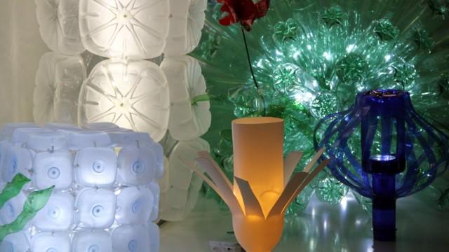 Exposición de Reciclado Creativo