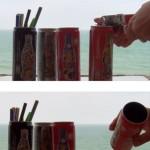 De unos botes de CocaCola a unos souveriirs excepcionales