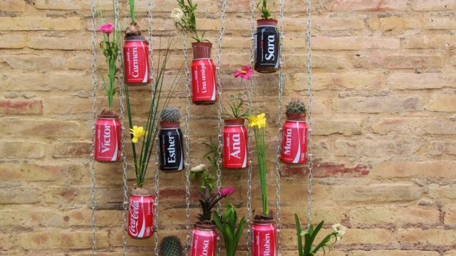 Proyectos de RecicladoCreativo.com en Coworking Valencia