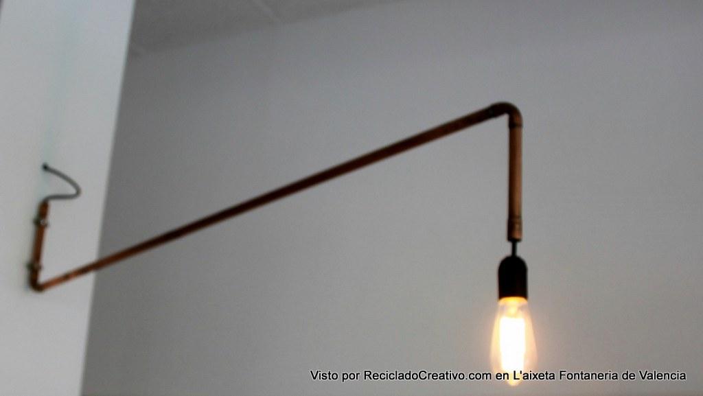 L aixeta fontanería Valencia Visto por Reciclado Creativo Rosa Montesa