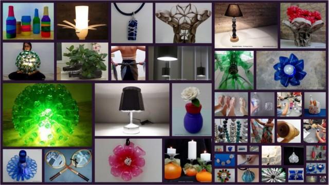 Más de 100 ideas de Reciclado Creativo - More than 100 ideas about Creative recycling