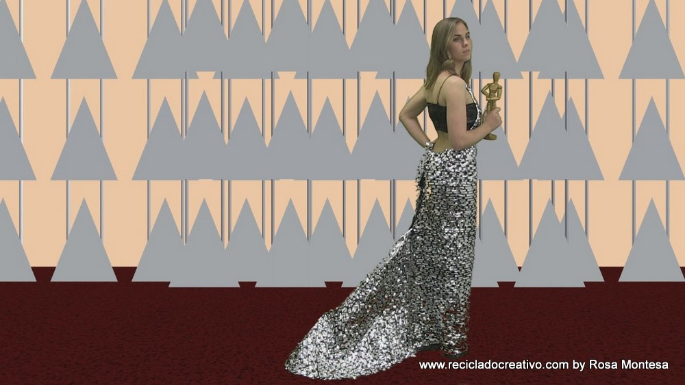 Vestido de Oscar - Red Carpet Dress 2015