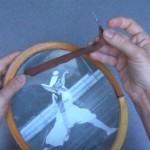 Raquetas de tenis reconvertidas en marcos de fotos