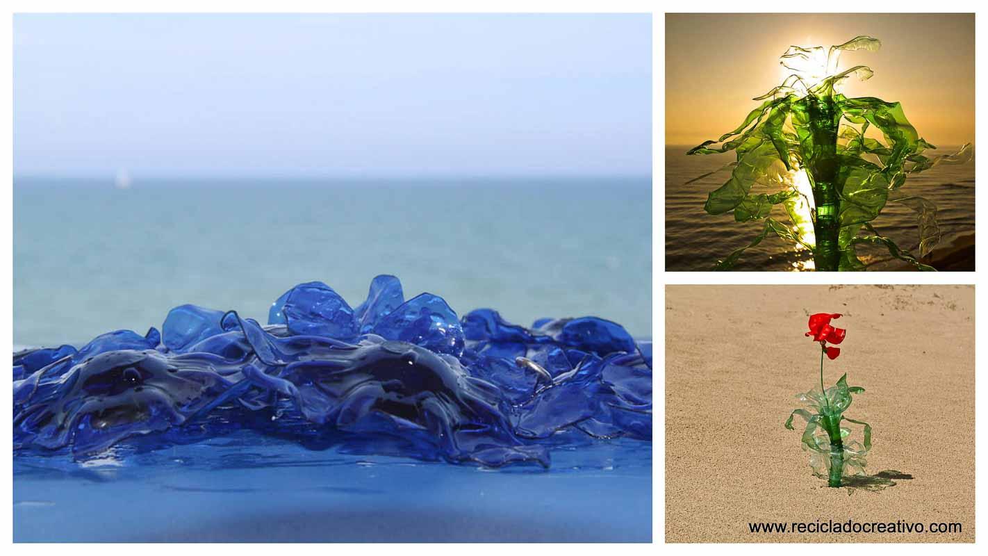 Fotos concurso reciclaje Upcycling de Reciclado Creativo