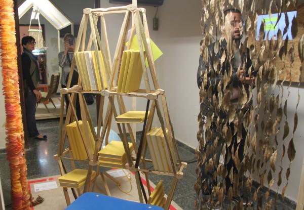 Visto por Reciclado Creativo Exposición REHOGAR 2014
