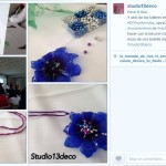 Studio13Deco Instagram en Taller Upcycling Reciclado Creativo
